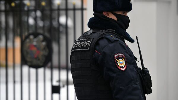 Акция протеста у посольства Армении в Москве - Sputnik Абхазия