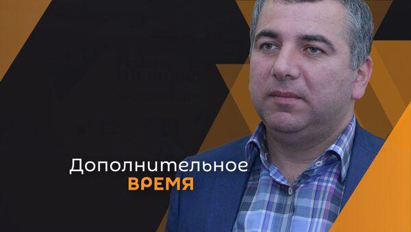 Беслан Карчаа - Sputnik Абхазия