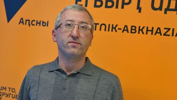 Дмитрий Габлия  - Sputnik Аҧсны