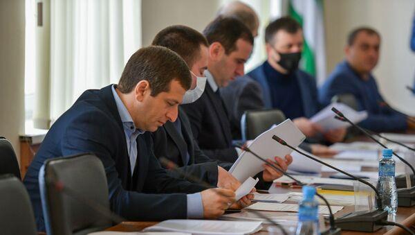 Парламент Абхазии ратифицировал Соглашение с Сирией об отмене виз для дипломатов - Sputnik Аҧсны