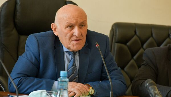 Парламент Абхазии ратифицировал Соглашение с Сирией об отмене виз для дипломатов - Sputnik Абхазия