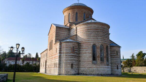 Пицундский храм  - Sputnik Абхазия