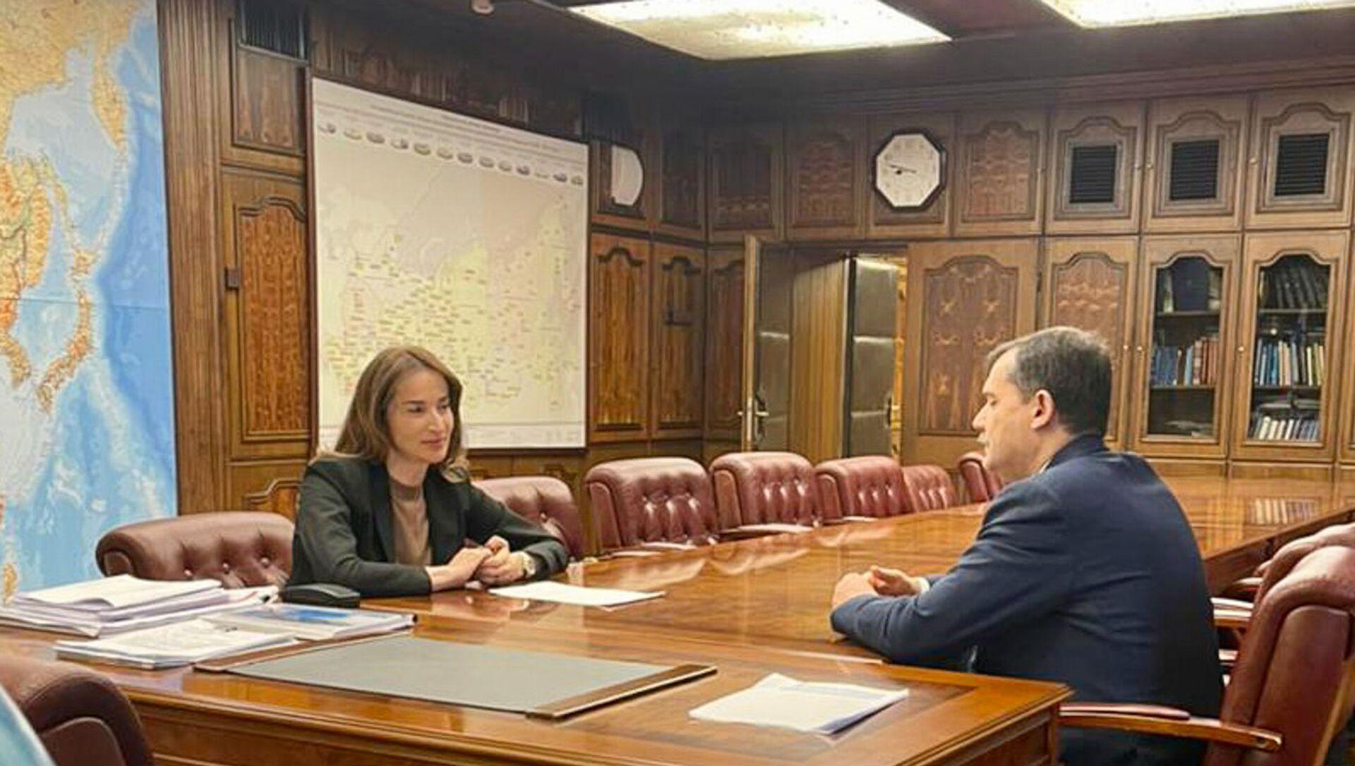 В Росавиации провели консультации по вопросу возобновления воздушного сообщения в Республике Абхазия - Sputnik Аҧсны, 1920, 11.02.2021