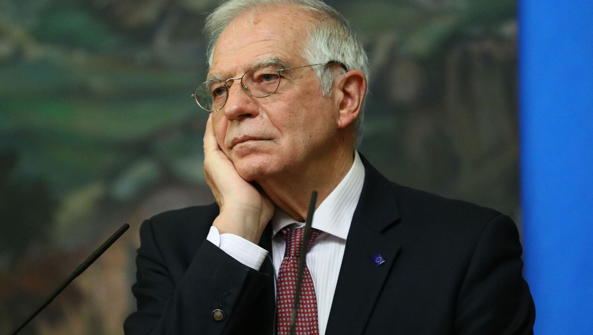 Верховный представитель Евросоюза по иностранным делам и политике безопасности Жозеп Боррель - Sputnik Абхазия, 1920, 12.02.2021