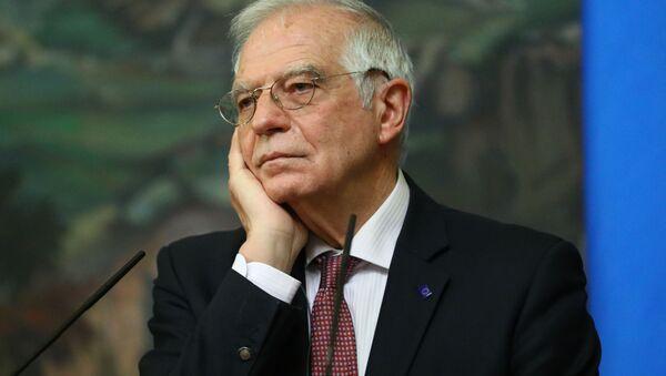 Верховный представитель Евросоюза по иностранным делам и политике безопасности Жозеп Боррель - Sputnik Абхазия