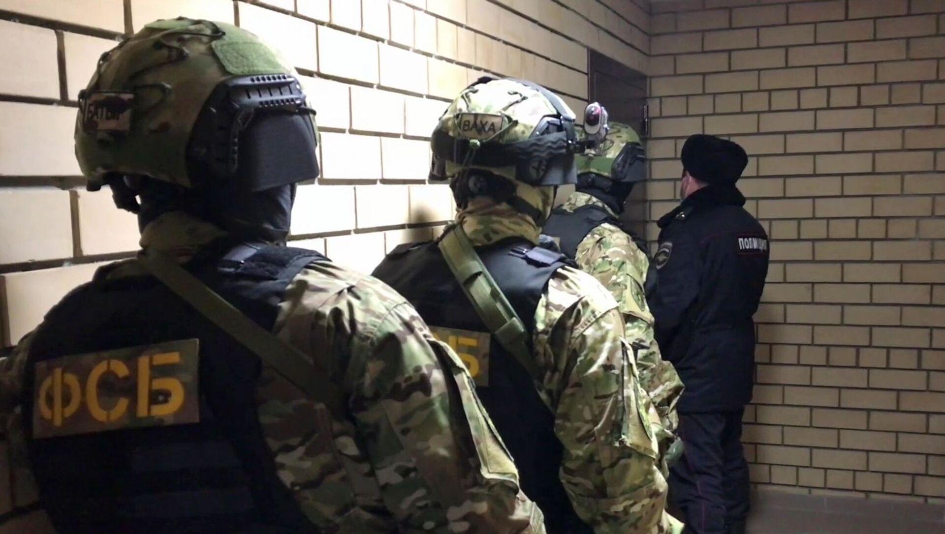 ФСБ РФ пресекла деятельность группы граждан по финансированию террористов - Sputnik Аҧсны, 1920, 16.02.2021