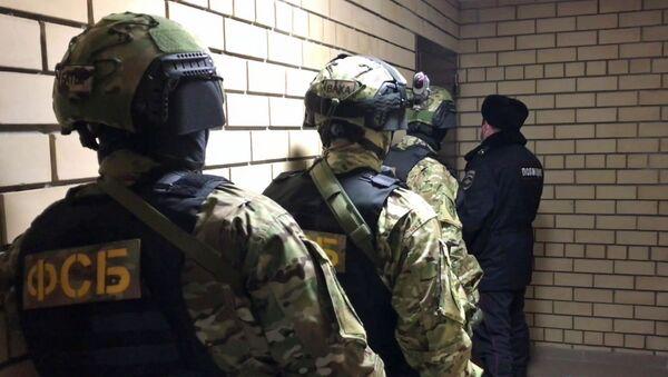 ФСБ РФ пресекла деятельность группы граждан по финансированию террористов - Sputnik Аҧсны