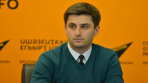 Саид Бейя  - Sputnik Аҧсны