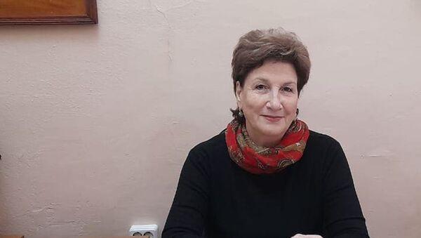Римма Логуа - Sputnik Аҧсны