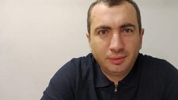 Астамур Кварчия - Sputnik Аҧсны