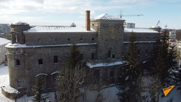 Как на Украине разрушаются старинные дворцы и усадьбы - Sputnik Абхазия