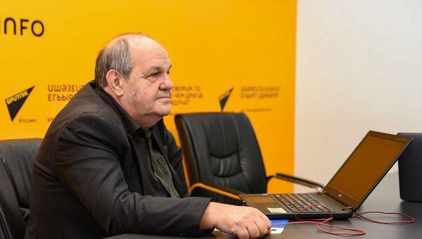Виталий Шария  - Sputnik Аҧсны