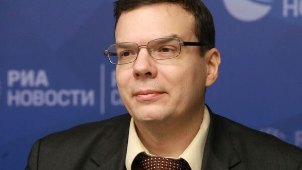 Андрей Казанцев - Sputnik Абхазия