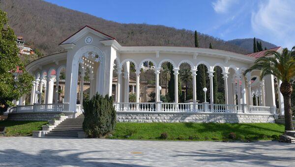 Парк Ольденбургского - Sputnik Абхазия