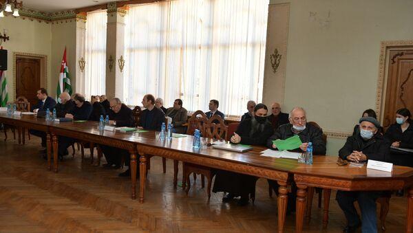 Научная конференция в АБИГИ  - Sputnik Абхазия