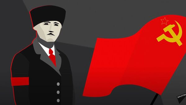 100 лет назад: революция и Абхазия - Sputnik Абхазия