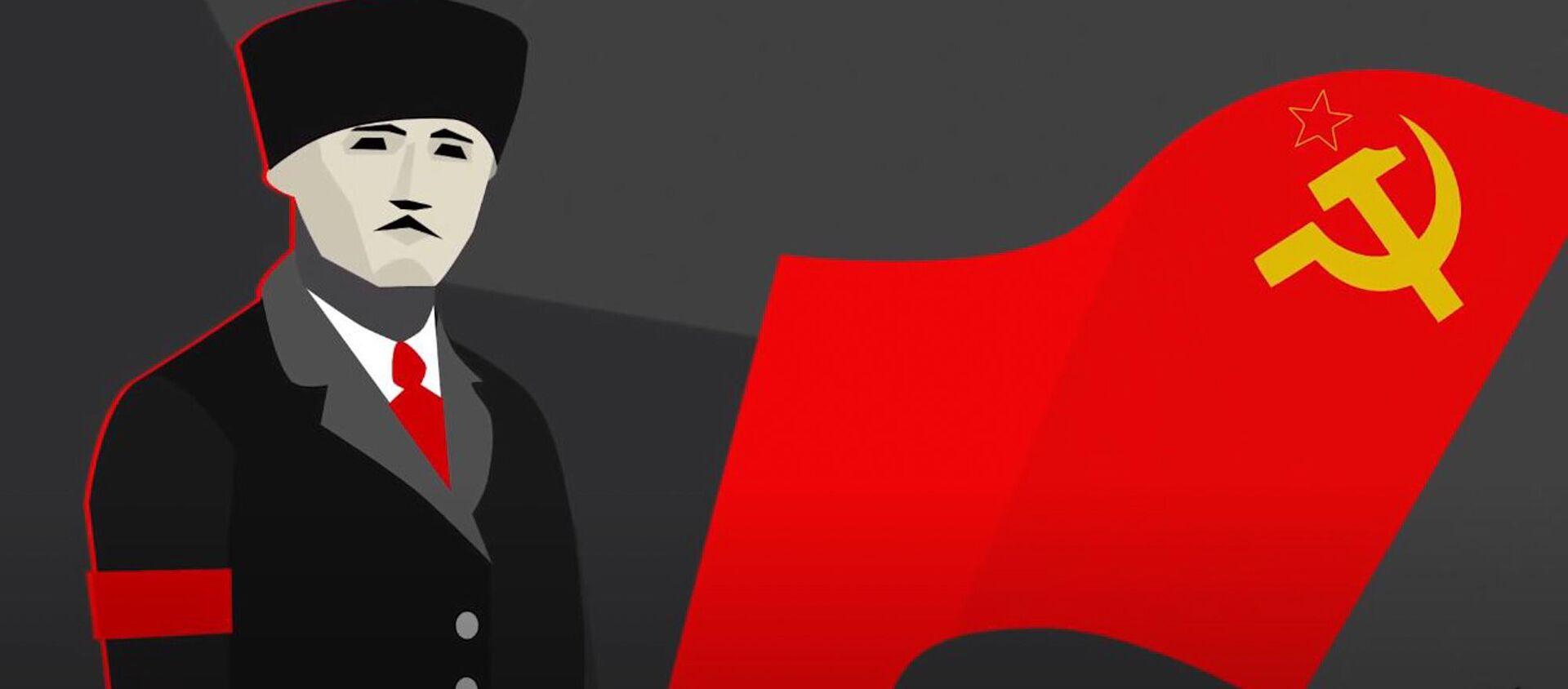 100 лет назад: революция и Абхазия - Sputnik Абхазия, 1920, 05.03.2021