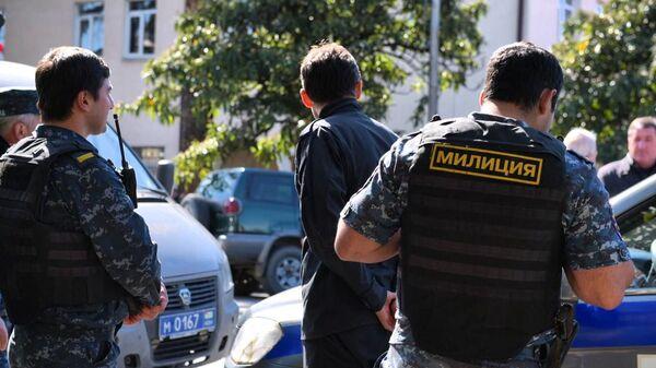 Ограбление Амра банка  - Sputnik Абхазия