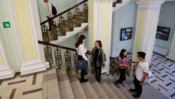 Дипломатическая академия МИД России - Sputnik Абхазия