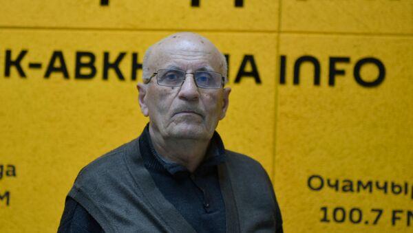 Леонид Саманба - Sputnik Аҧсны