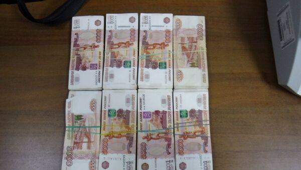4 миллиона незадекларированных рублей выявлено у гражданина - Sputnik Аҧсны