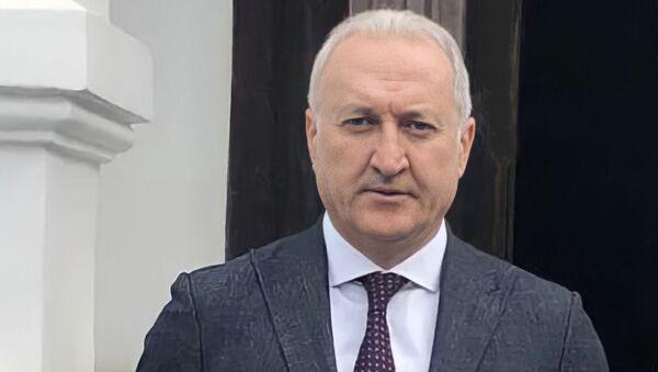 Ибрахим Авидзба - Sputnik Аҧсны