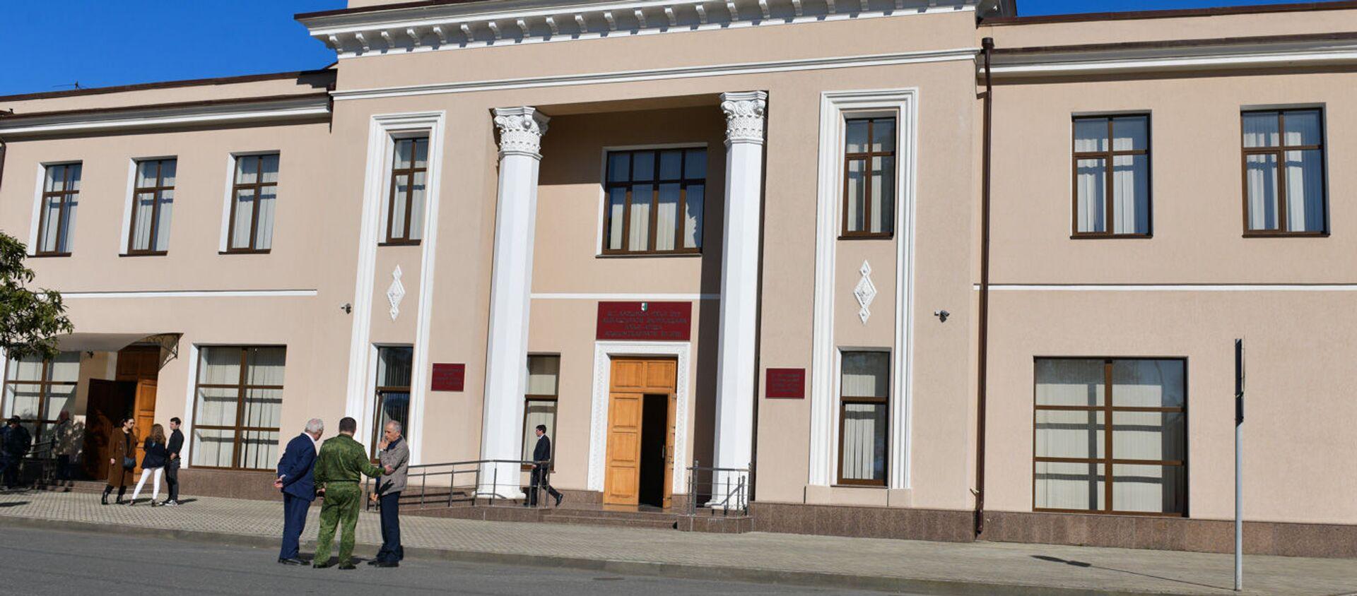 Музей Боевой славы  - Sputnik Абхазия, 1920, 17.09.2021