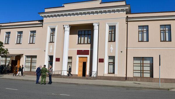 Музей Боевой славы  - Sputnik Абхазия