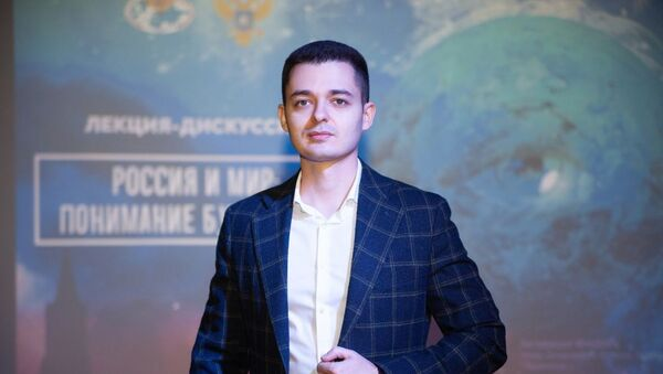 Павел Фельдман - Sputnik Абхазия