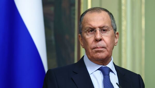Встреча глав МИД РФ и Израиля С. Лаврова и Г. Ашкенази - Sputnik Абхазия