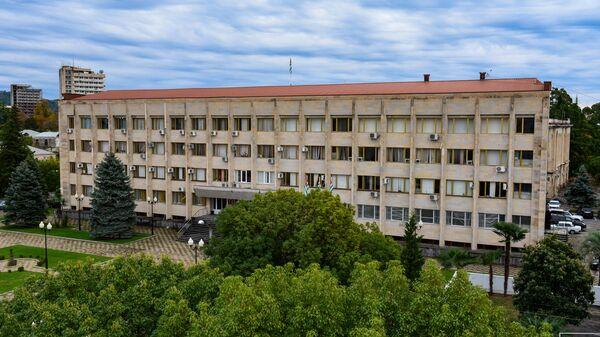 Кабинет Министров Республики Абхазия - Sputnik Аҧсны
