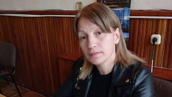 Диана Зантария - Sputnik Аҧсны