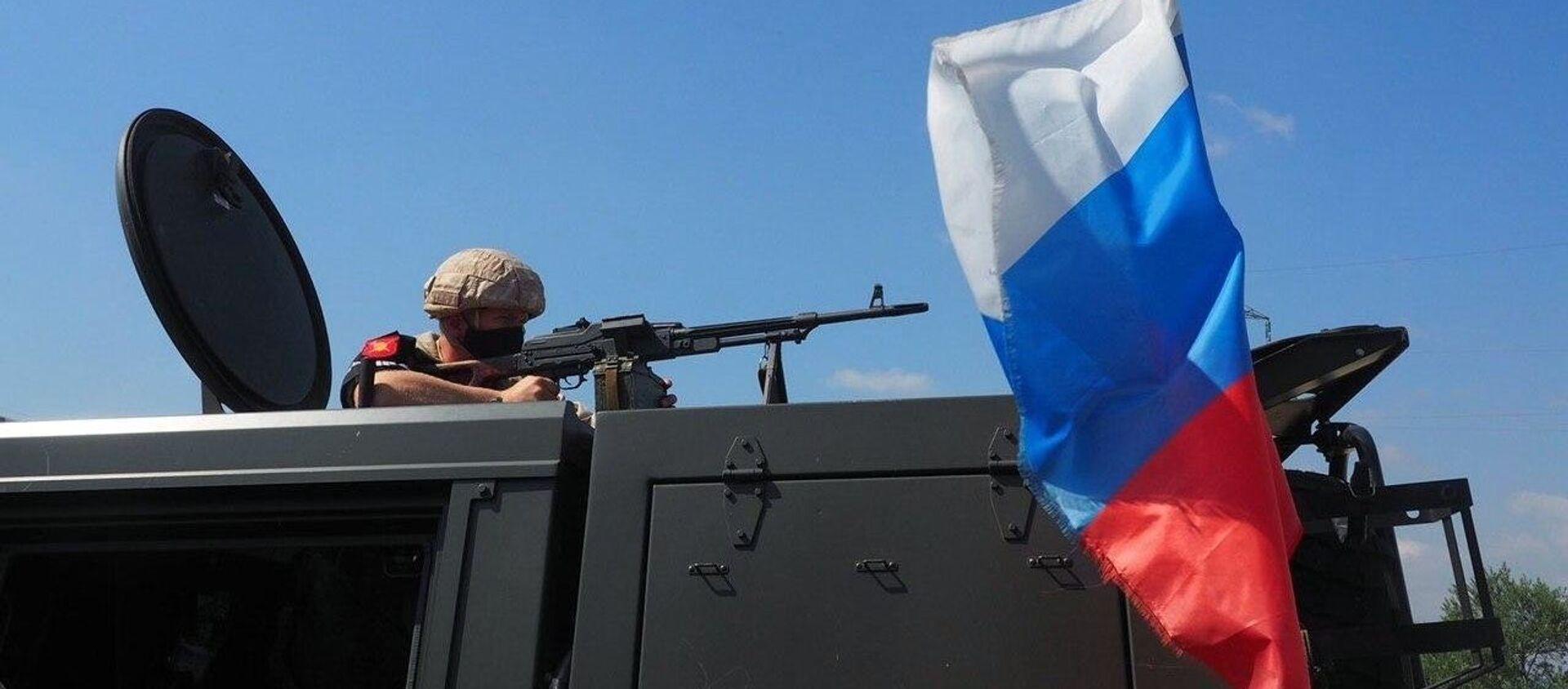 Россия и Турция провели совместное патрулирование в Сирии - Sputnik Абхазия, 1920, 24.03.2021