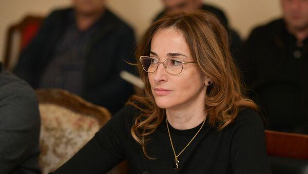 Кристина Озган  - Sputnik Аҧсны