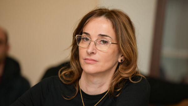Кристина Озган  - Sputnik Абхазия