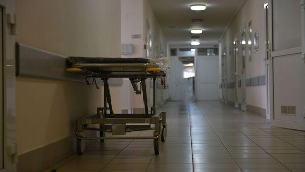 Республиканская больница  - Sputnik Абхазия