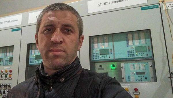 Денис Ажиба  - Sputnik Аҧсны