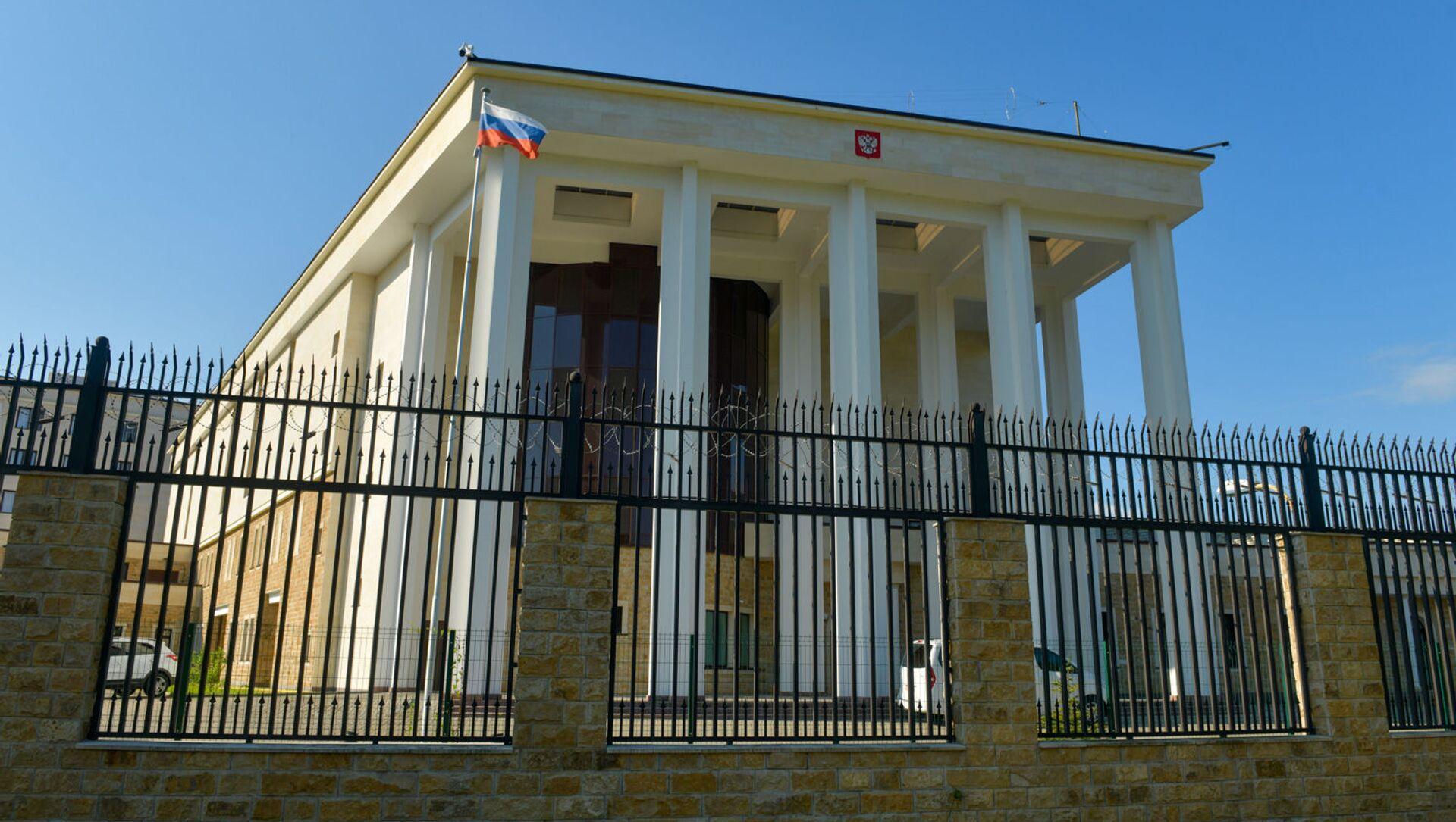 Посольство России в Абхазии - Sputnik Аҧсны, 1920, 21.05.2021