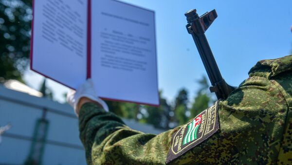 Призыв в армию  - Sputnik Абхазия