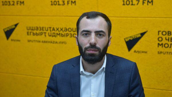 Инал Джопуа - Sputnik Аҧсны