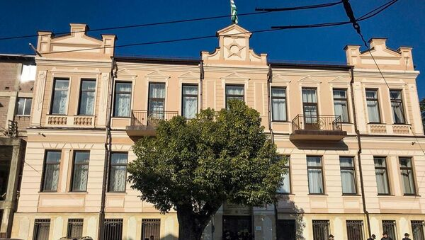 Верховный суд - Sputnik Абхазия