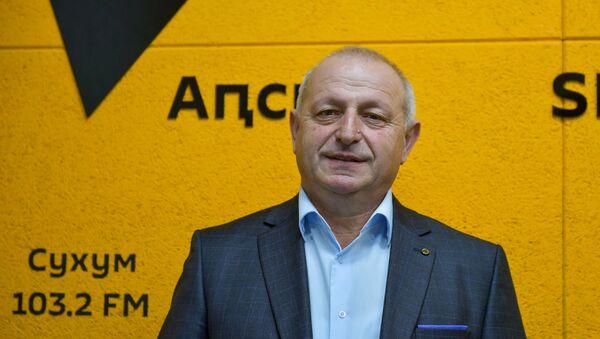 Анатолий Лагулаа  - Sputnik Аҧсны