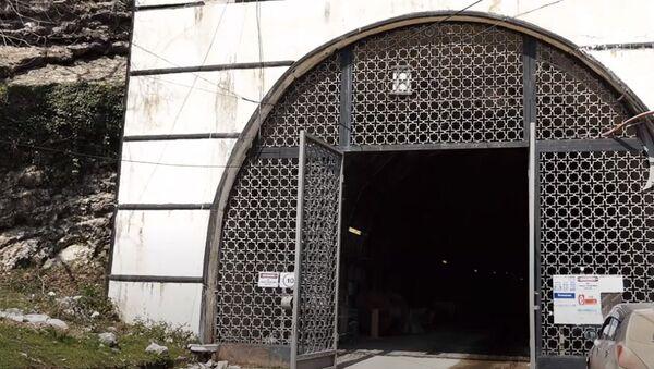 Опережая график: как проходит ремонт тоннеля в ИнгурГЭС - Sputnik Абхазия