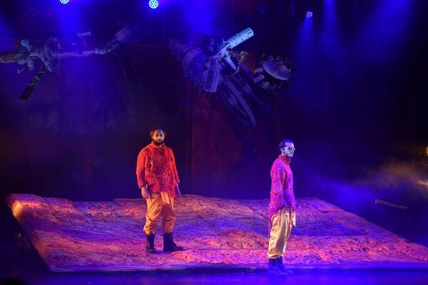 Предпремьерный показ спектакля Солярис - Sputnik Абхазия