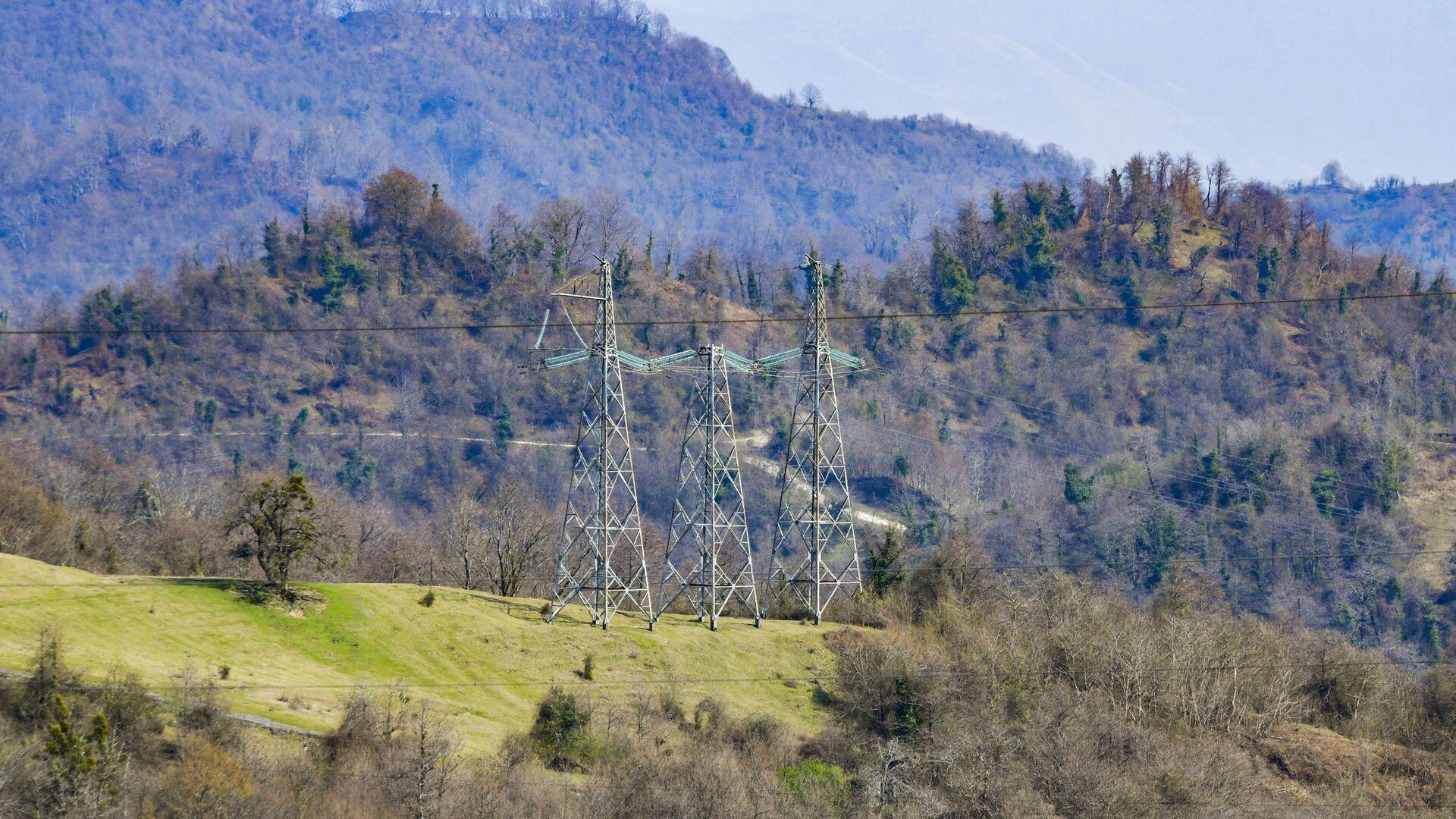Электропровода  - Sputnik Абхазия, 1920, 31.08.2021