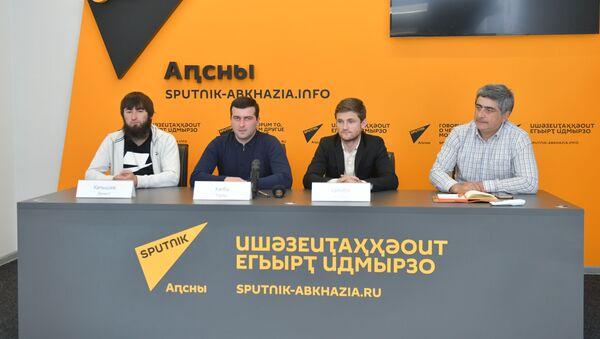 ПК о матче Суперкубка Абхазии - Sputnik Аҧсны
