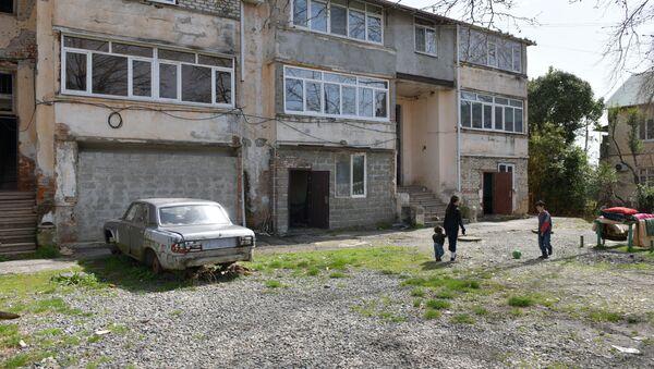 Цыгане в Абхазии - Sputnik Абхазия