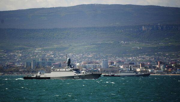 Боевая подготовка соединений и воинских частей Южного военного округа - Sputnik Абхазия