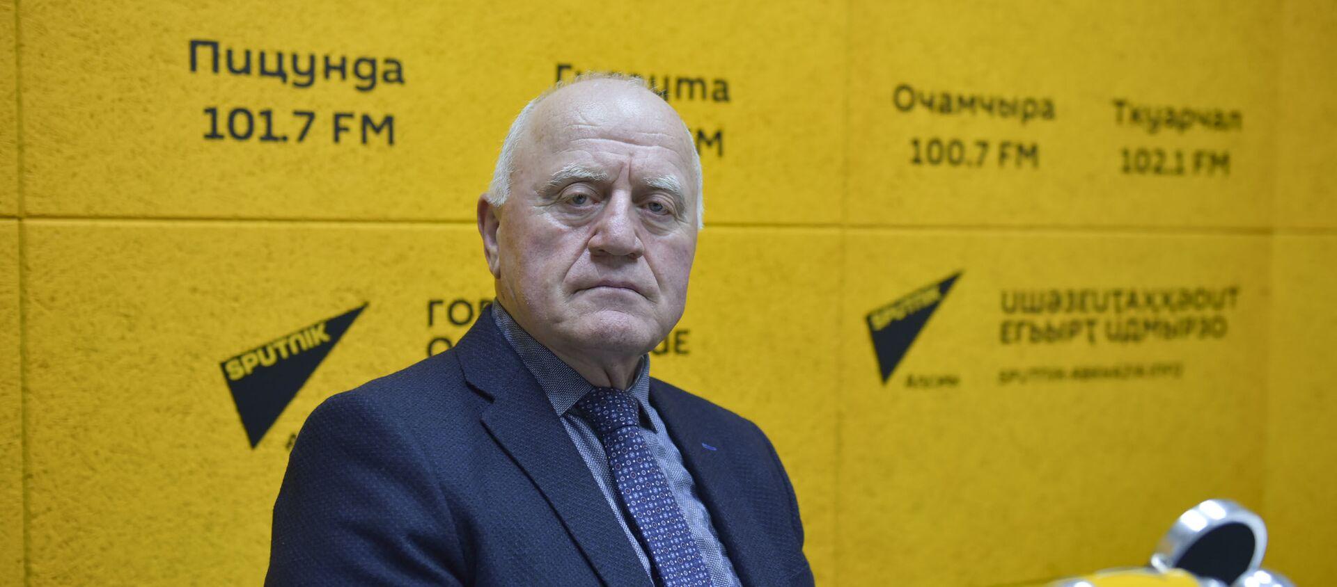 Давид Пилия  - Sputnik Абхазия, 1920, 28.09.2021