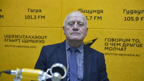 Давид Пилия  - Sputnik Аҧсны